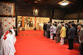 七社神社は 令和元年 御遷座百五十年を迎えました