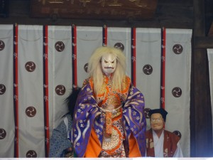 国指定無形民俗文化財「松本源之助社中」