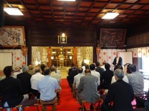 七社神社本殿基礎等修営工事 竣工奉祝祭