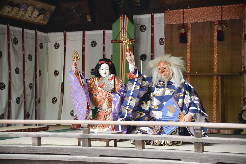 七社神社 例祭