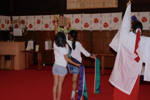 浦安の舞体験教室