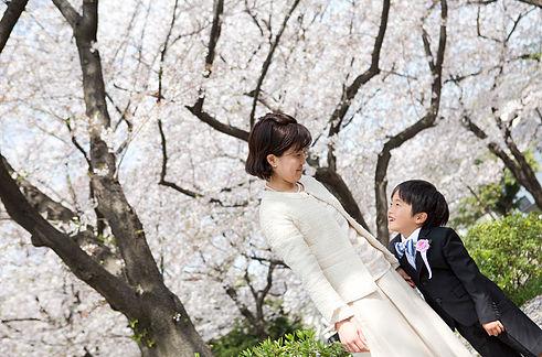 入学入園記念「ご祈願と記念撮影」