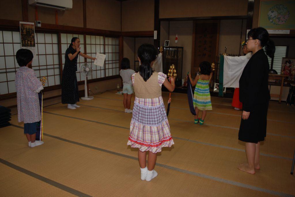 浦安の舞 体験教室