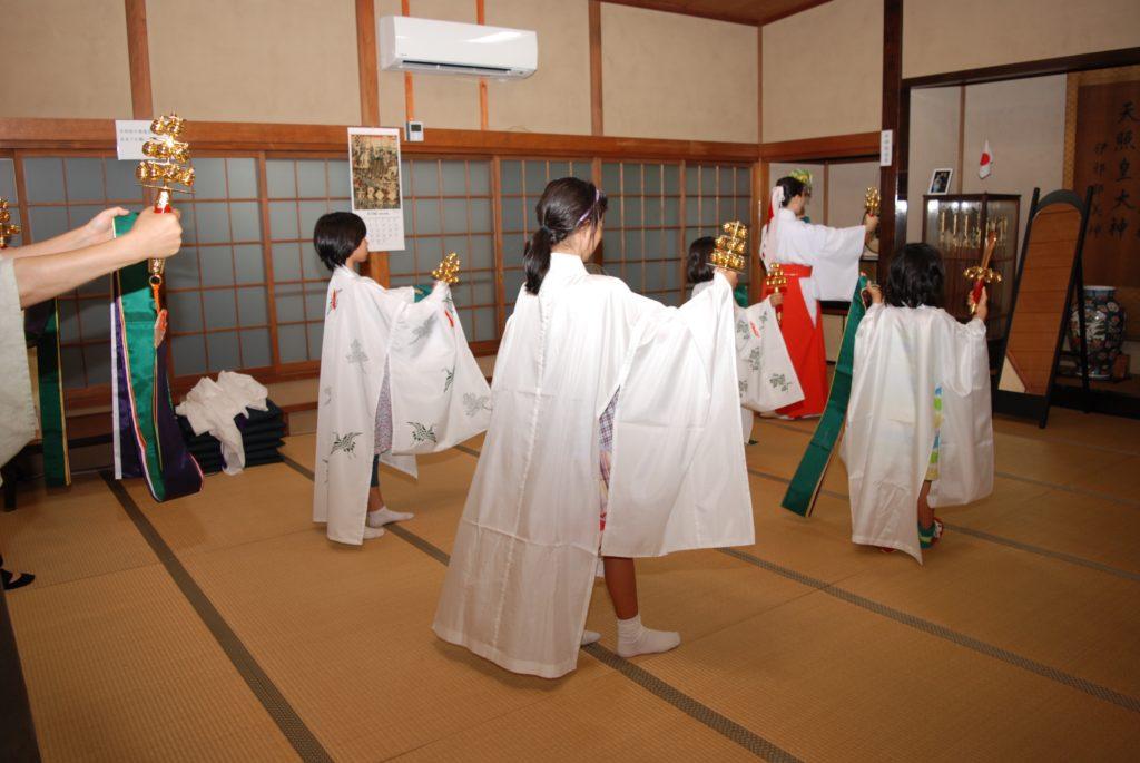 浦安の舞体験教室2018